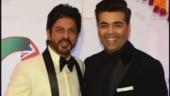 Karan Johar on Shah Rukh Khan: A few setbacks cannot wipe away his lineage