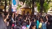 Students protest against dress code diktat in Hyderabad college