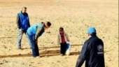 Fact Check: Is this little boy crossing into Jordan alone after losing his family in Syria war?