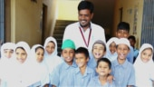 Mohammed taher, taher, education, outreach worker, plan india, community, skill development, vocational training, child labourers, child marriage,  girls, women, social worker, community worker, telangana open school, women empowerment