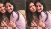 Ananya Panday and Tara Sutaria have SOTY 2 reunion at Armaan Jain's Ganpati celebrations. See pics