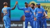 Captain Virat Kohli and a few youngsters begin World T20 preparation