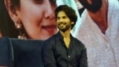 Shahid Kapoor at India Today Conclave 2019.