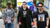 Hrithik Roshan and Tiger Shroff copy Nick Jonas for War promotions. See pics