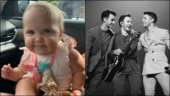 Toddler grooves to Sucker in adorable viral video. Jonas Brothers, please see