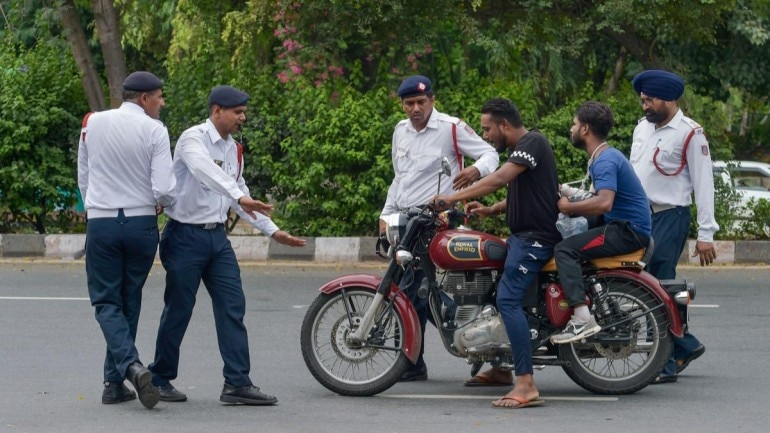 Bengal, MP refuse to implement new Motor Vehicles Act