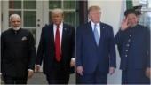 US President Donald Trump will meet PM Modi, Pakistan PM Imran Khan in same week