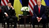 Seeking favors, Donald Trump asked Ukraine president to investigate Biden