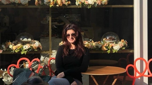 Twinkle Khanna is soaking up the sun on London holiday with husband Akshay Kumar and kids