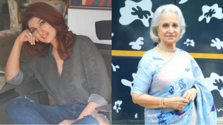Waheeda Rehman wants to go scuba diving at 81.
