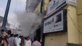 Major fire at UCO bank in Bangalore, no injuries reported