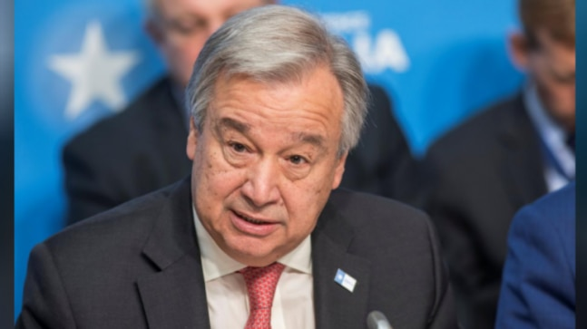 Good offices available to India, Pakistan, if both ask for it: UN chief on Kashmir issue