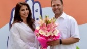 Actor Urmila Matondkar resigns from Congress after five months, cites petty in-house politics