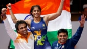 This is Vinesh Phogat's maiden medal at the World Wrestling Championships (Reuters Photo)