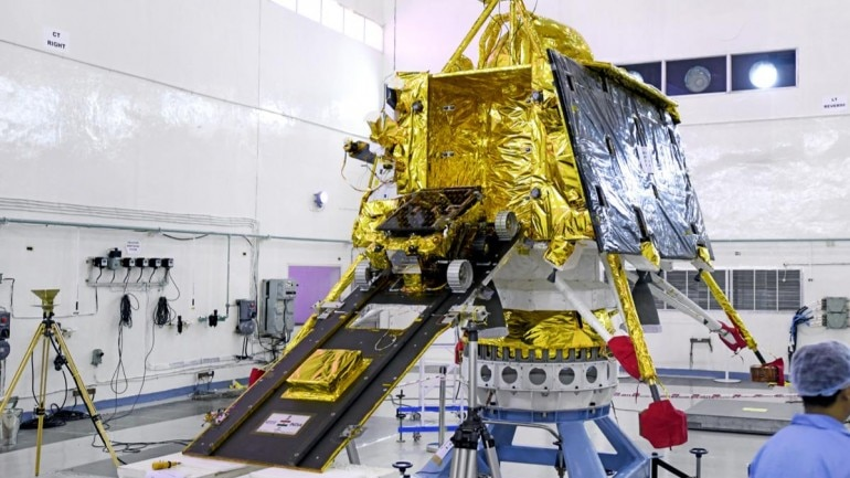 What happened to Chandrayaan-2 lander?