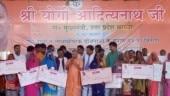 Will Congress shahzadi apologise for injustice to poor tribals?: Yogi Adityanath