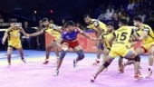 PKL 2019 highlights: Bengal Warriors beat Tamil Thalaivas, Telugu Titans thrash UP Yoddha