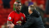 Manchester United midfielder Paul Pogba out until December with ankle injury