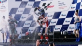 Marc Marquez seals his sixth MotoGP title in Thailand