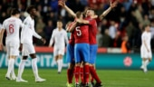 Euro 2020 Qualifiers: Czech Republic stun England, Portugal and France win