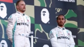 Japanese GP: Valtteri Bottas wins as Mercedes take 6th constructors' title in a row