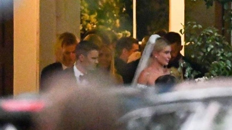Justin Bieber and Hailey Baldwin get married for second time