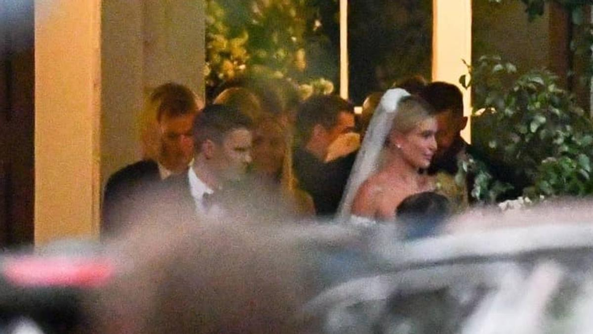 Justin Bieber And Hailey Baldwin Get Married For Second Time In A