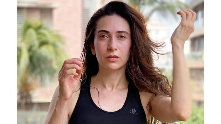 Karisma Kapoor looks radiant in post-workout pic