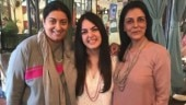 Smriti Irani has an adorable birthday wish for daughter Shanelle Irani: You are our pride and joy