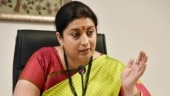 Children disagreement with parents should not be misconceived as disrespecting: Smriti Irani