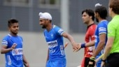 India men's hockey team maintain 100 per cent winning record on Belgium tour