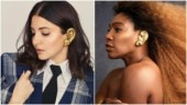 Anushka Sharma in gold ear cuff takes fashion cues from Serena Williams. This is what it costs