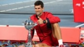 Novak Djokovic beats John Millman in straight sets to win Japan Open