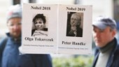 2 Nobel literature prize winners expose Europe's fault lines
