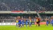 Viking clap for a draw vs Bangladesh another shameless act: Fans slam Indian team on social media