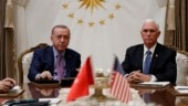 US announces ceasefire deal with Erdogan to end Turkey's Syria offensive