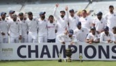 India consolidate position at the top of ICC Test Championship table with 240 points