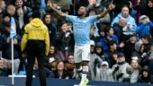 EPL: Raheem Sterling shines as Manchester City beat Aston Villa 3-0