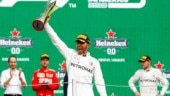 Lewis Hamilton overcomes Ferrari challenge, tyre degredation to win Mexican Grand Prix