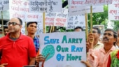 Not stopping metro shed project in Mumbai's Aarey, stay only on cutting trees: Supreme Court