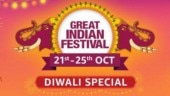 Amazon's Great Indian Festival Diwali Special sale starts October 21: Heavy discounts on Smartphones & TVs