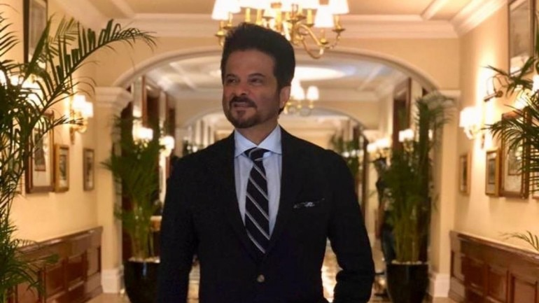 Anil Kapoor reveals how he stays fit in new video Photo: Instagram/ Anil Kapoor