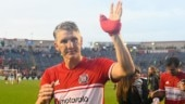 Bastian Schweinsteiger announces retirement after Chicago Fire misses out on MLS playoffs