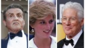 When Richard Gere and Sylvester Stallone almost got into a fist fight over Princess Diana