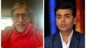 Karan Johar pens emotional note on Amitabh Bachchan's birthday. Shweta and Abhishek are all heart
