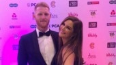 Ben Stokes and wife Clare shoot down reports of bust-up at cricket bash