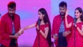 Rapper Chandan Shetty proposes to Niveditha Gowda during live show, earns wrath of Karnataka government