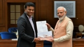 PM Modi meets pilot who built 6-seater experimental aircraft