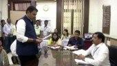Maharashtra CM Devendra Fadnavis files nomination from Nagpur South West seat