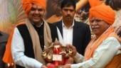 Devendra Fadnavis and Manohar Lal Khattar Maharashtra assembly election Haryana assembly election